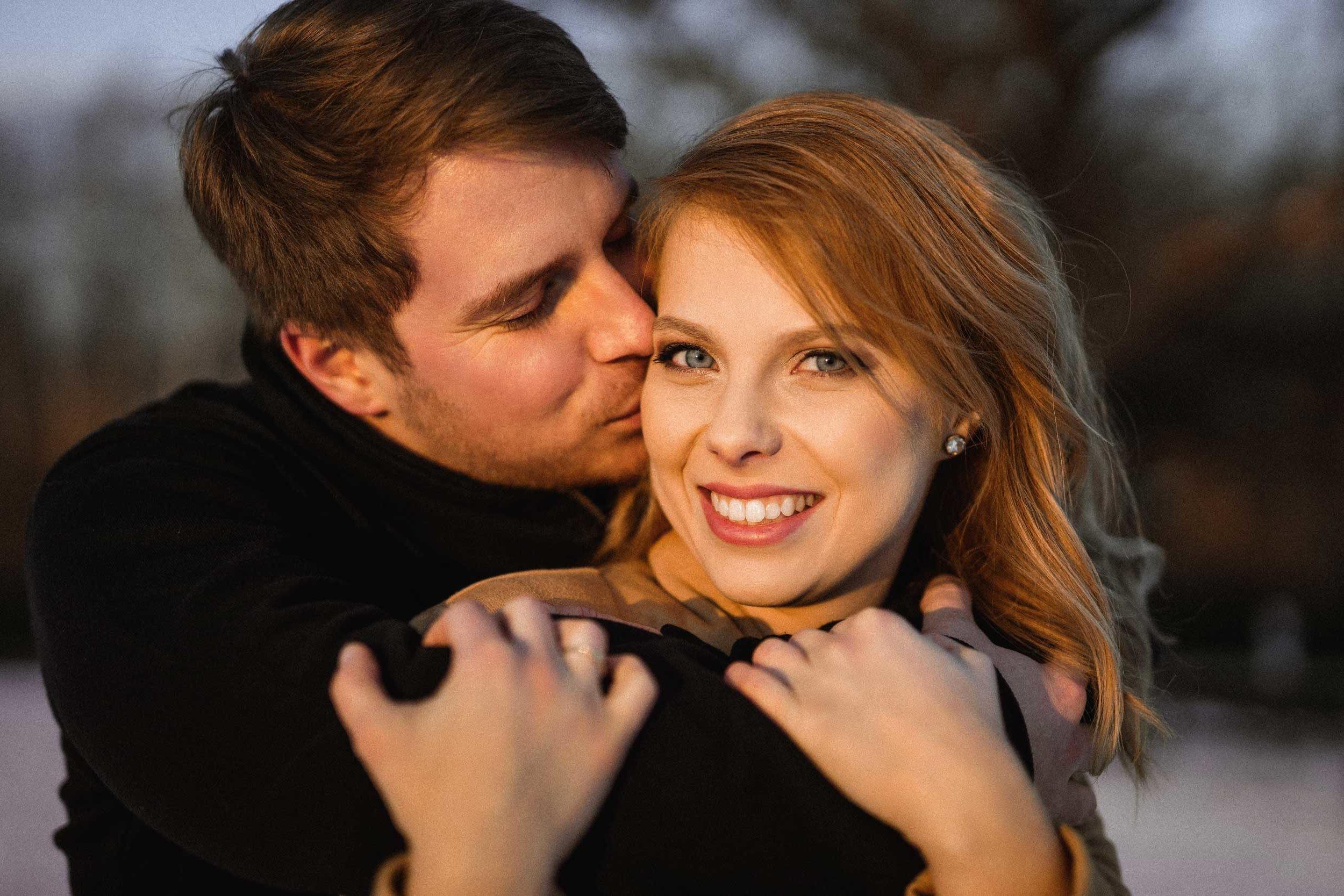 Couple, engagement & pre-wedding portraits
